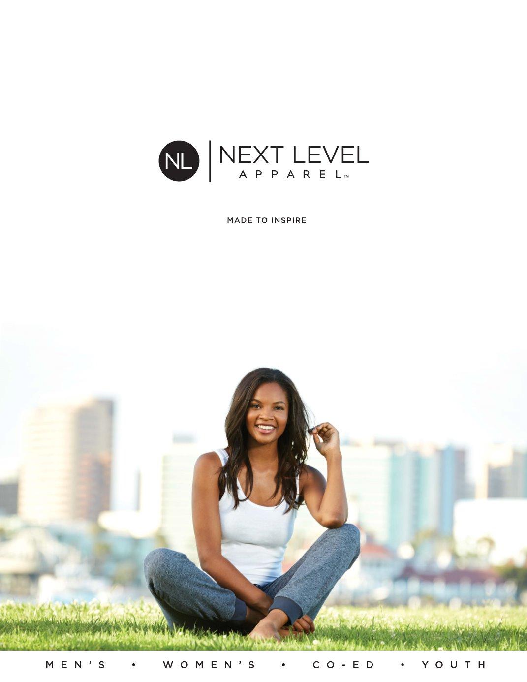e16c8707e 2017 Next Level Apparel Catalog